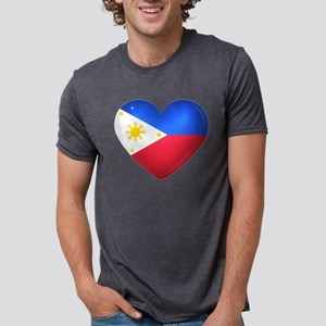 Philippines heart flag T-Shirt