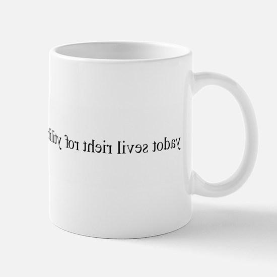 I will give others responsibi Mug