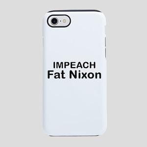 Fat Nixon iPhone 8/7 Tough Case