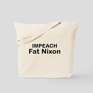 Fat Nixon Tote Bag