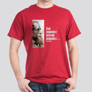 """Dickens """"Injustice"""" Dark T-Shirt"""