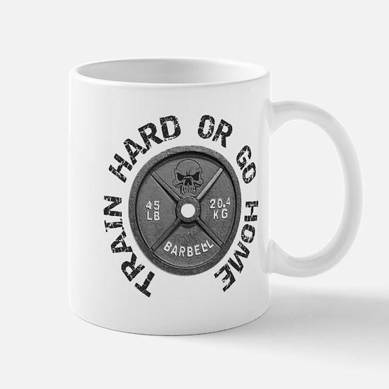 Train Hard Mug