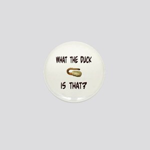 What the Geoduck Mini Button