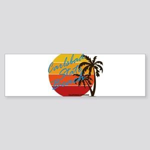 California - Carlsbad Bumper Sticker