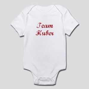 TEAM Huber REUNION Infant Bodysuit