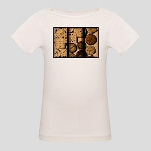 Triptych Vintage Watch Faces T-Shirt