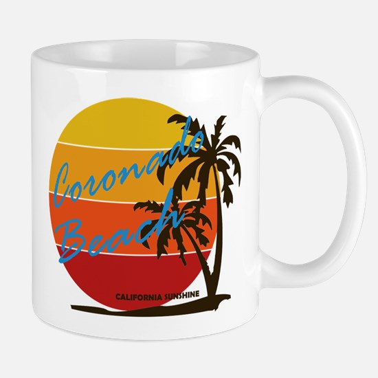 California - Coronado Mugs