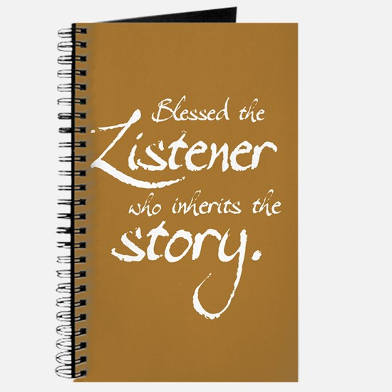 Blessed Is the Listener Journal