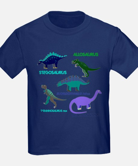 Dinosaurs Collection T