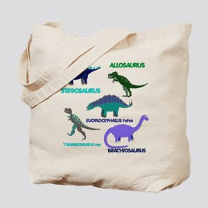DINOSAURS COLLECTION Tote Bag
