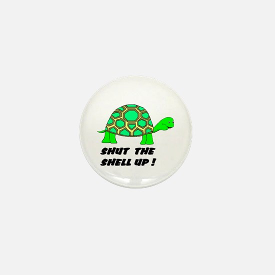 Shell Mini Button (10 pack)