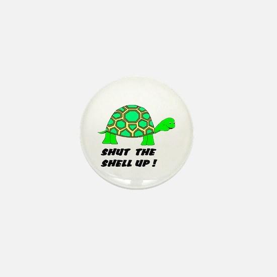 Unique Cute turtle Mini Button (10 pack)