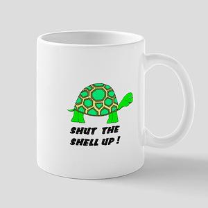 Turtle Drawing 2 Mugs