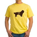 BFF Sussex Yellow T-Shirt