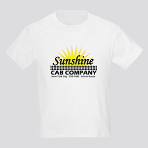 Sunshine Cab Co Kids Light T-Shirt