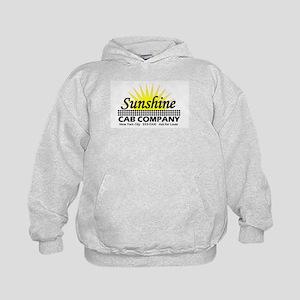 Sunshine Cab Co Kids Hoodie