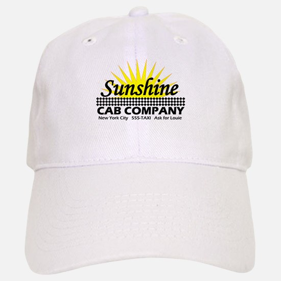 Sunshine Cab Co Baseball Baseball Cap