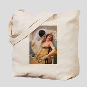 Pierrot & Columbine Tote Bag