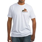 Batchelors Mushroom Fitted T-Shirt