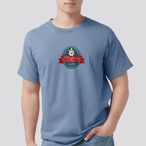 Mayflower Descendant Emblem T-Shirt