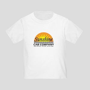 Sunshine Cab Co Toddler T-Shirt