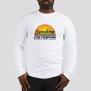 Sunshine Cab Co Long Sleeve T-Shirt