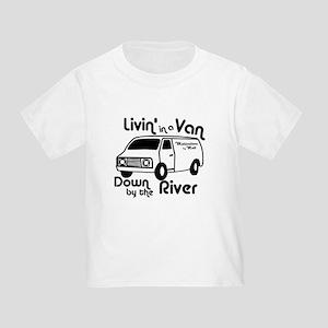 Livin in a Van Toddler T-Shirt