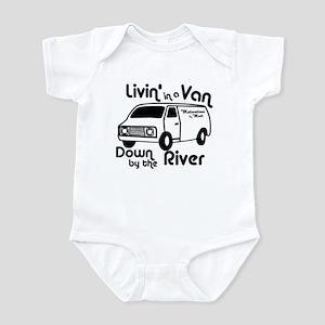 Livin in a Van Infant Bodysuit