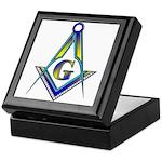 Masonic Keepsake Box