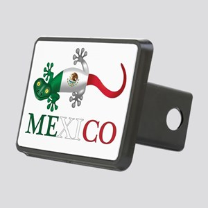 Mexican Gecko Rectangular Hitch Cover