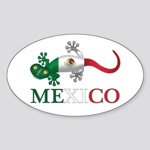 Mexican Gecko Sticker
