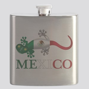 Mexican Gecko Flask