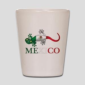 Mexican Gecko Shot Glass