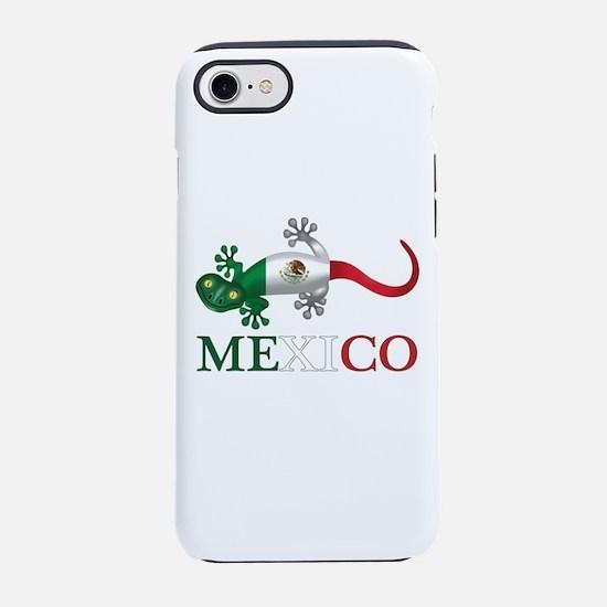 Mexican Gecko Iphone 8/7 Tough Case
