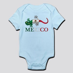 Mexican Gecko Body Suit