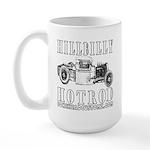 DARK HILLBILLY SHIRTS Large Mug