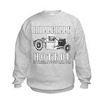 DARK HILLBILLY SHIRTS Kids Sweatshirt