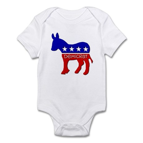 Demicrat Infant Bodysuit