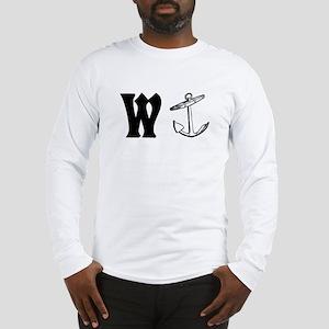 Wanker Long Sleeve T-Shirt