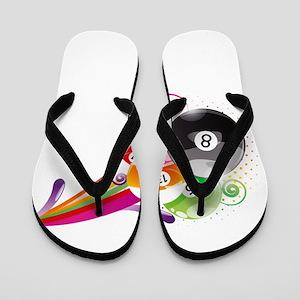 Billard Flip Flops