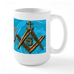 Nautical Masonic Large Mug