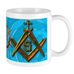 Nautical Masonic Sailors Mug