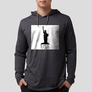 Statue of Liberty Long Sleeve T-Shirt