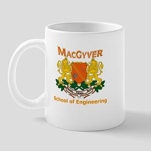 MacGyver Engineering Mug