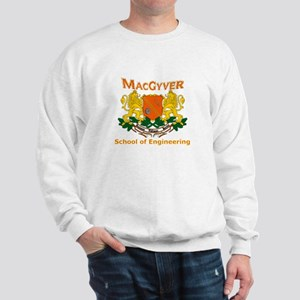 MacGyver Engineering Sweatshirt