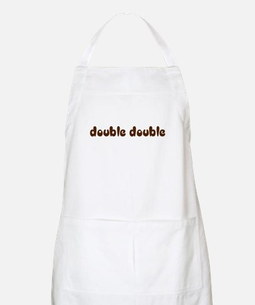 My Double Double BBQ Apron