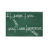 I judge you when you use poor grammar 10 Pack