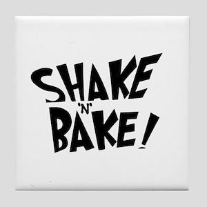 """""""Shake 'N' Bake""""  Tile Coaster"""