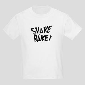 """Shake 'N' Bake""  Kids Light T-Shirt"