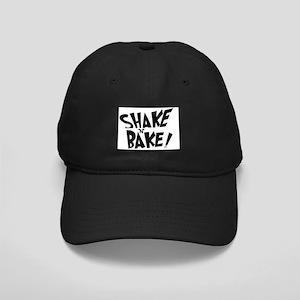 """""""Shake 'N' Bake"""" Black Cap"""
